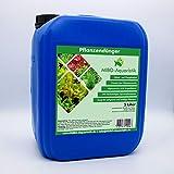 MIBO Pflanzendünger 5000 ml Kanister ausreichend für 50.000 L Aquariumdünger Volldünger mit Spurenelemente für gesundes Pflanzenwachstum