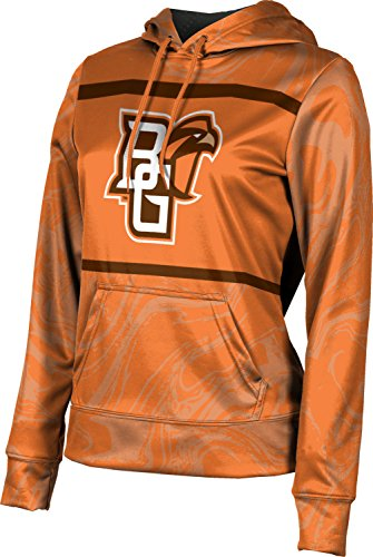 ProSphere Bowling Green State University Women's Hoodie Sweatshirt - Ripple