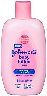 Johnson's Baby Lotion Johnson & Johnson Lotion 9 oz Kids