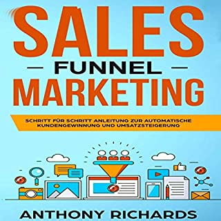 Sales Funnel Marketing (German Edition) Titelbild
