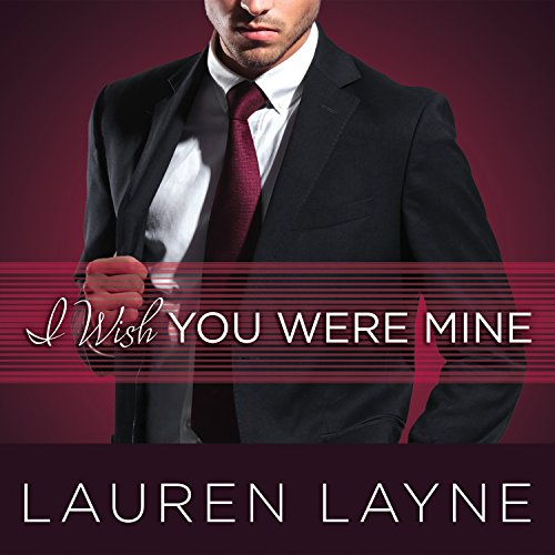 I Wish You Were Mine audiobook cover art