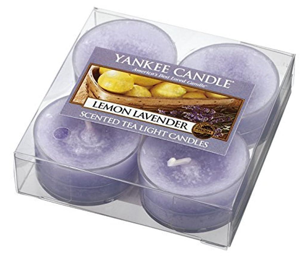 タイムリーな結婚する数Yankee Candle kuriakapputexi-raito Pack of 4 Lemon Lavender YankeeCandle Burning Time Approx. 4 – 6 Hours Made in the USA