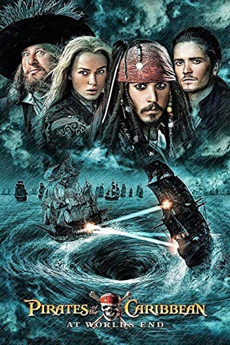 Pirates Of The Caribbean At World'S End: ScreenPlay