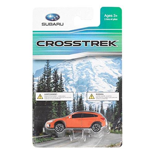Official Genuine Subaru 2018 Crosstrek 1/64 Die Cast Toy Car Impreza New 1:64 DIE CAST Orange