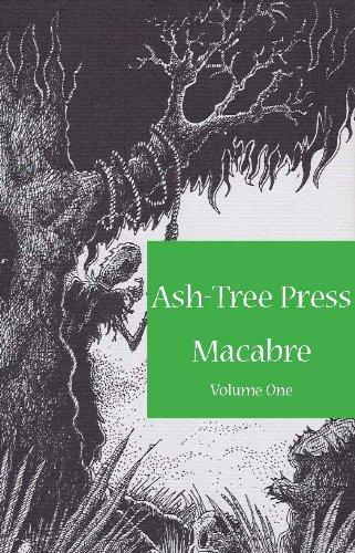 ASH-TREE PRESS MACABRE Volume O