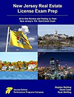 New Jersey Real Estate License Exam Prep: All-in-One Review and Testing to Pass New Jersey's PSI Real Estate Exam