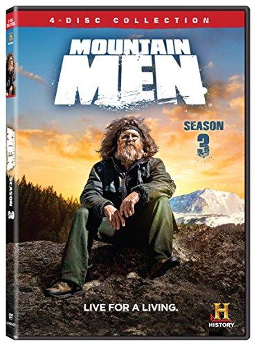 Mountain Men Season 3 (4 Dvd) [Edizione: Stati Uniti] [Italia]