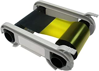 Evolis R6F003MD06 Color Ribbon - YMCKOK - 200 Prints