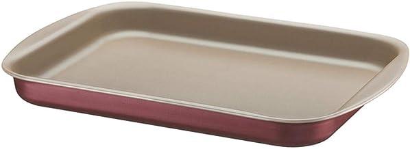 Tramontina - 28 cm Flat Roasting Pan external/internal non-stick coating