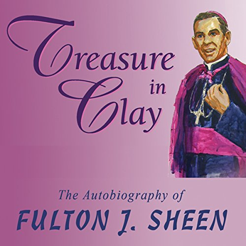 Treasure in Clay audiobook cover art