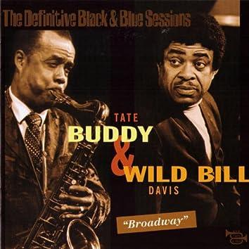 Broadway (Paris, France 1972) (The Definitive Black & Blue Sessions)