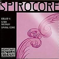 THOMASTIK SPIROCORE スピロコア チェロ弦セット 1/2 S789