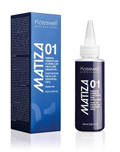 Kosswell,matizador color intenso brillo extraordinario 100ml