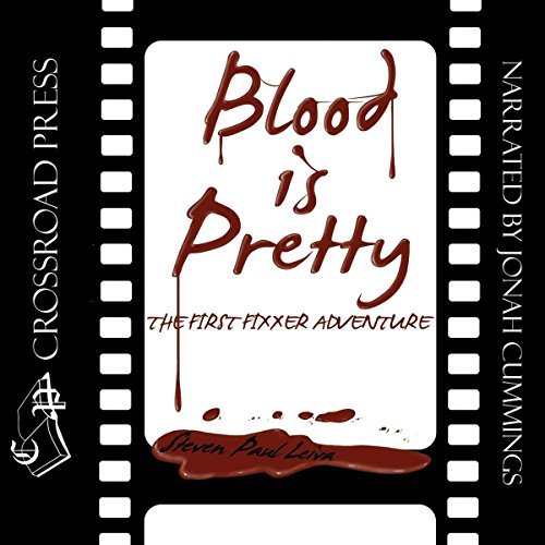 Blood Is Pretty audiobook cover art