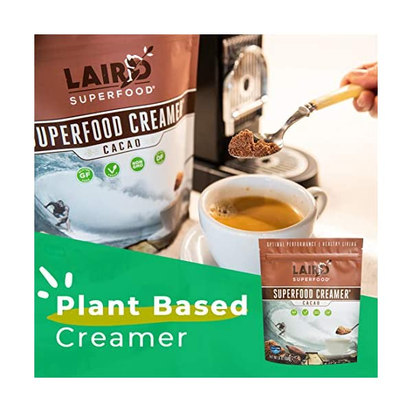 Laird Superfood Non Dairy Coffee Creamer