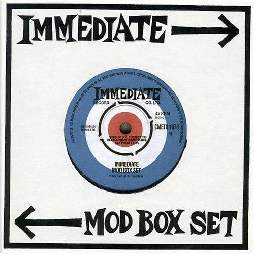 Immediate Mod Box Set