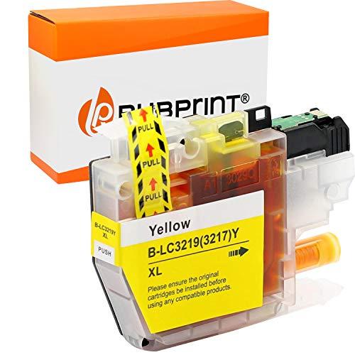 Bubprint Kompatibel Druckerpatrone als Ersatz für Brother LC-3217Y LC3217Y für MFC-J5330DW MFC-J5335DW MFC-J5730DW MFC-J5930DW MFC-J6530DW MFC-J6930DW Yellow