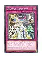 遊戯王 英語版 FLOD-EN099 Crystal Conclave 宝玉の集結 (ノーマル) 1st Edition