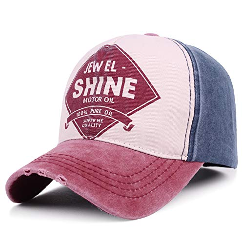 QQYZ mannen en vrouwen paar hoeden honkbal pet letters zon vizier tij