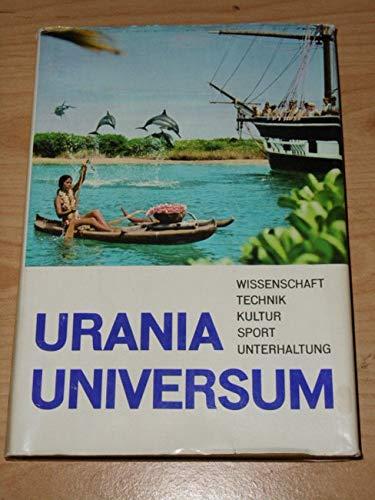 Urania Universum Band 16 - Wissenschaft, Technik, Kultur, Sport, Unterhaltung