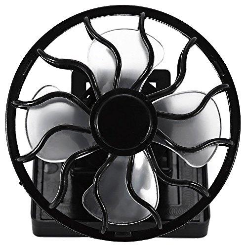 VANKER 1 PC Mini Clip-on énergie Solaire Panneau de Refroidissement Ventilateur Cellule Refroidisseur extérieur Nouveau