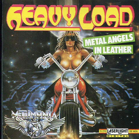 Metal Angels in Leather