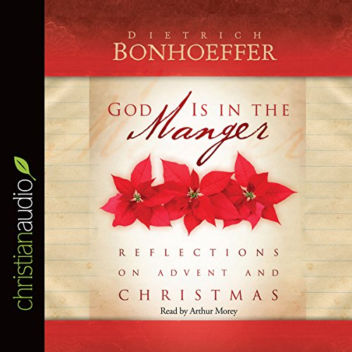 God Is in the Manger audiobook cover art