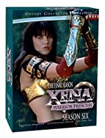 Xena Warrior Princess: Season 6 [DVD]