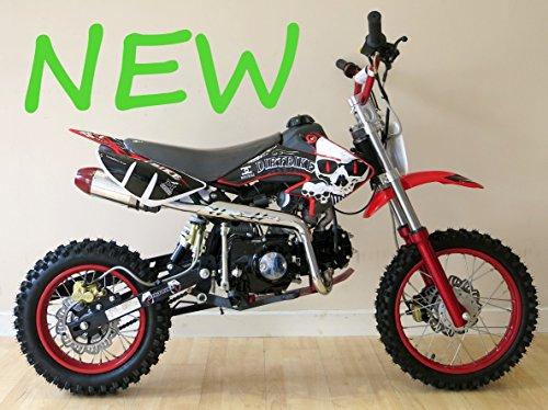 Funky Bikes 110cc Dirt Bike - Latest Model! (Pit/Motorcross/MX/Scrambler...