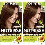 Best Organic Hair Dyes - Garnier Nutrisse Nourishing Permanent Hair Color Cream, 50 Review
