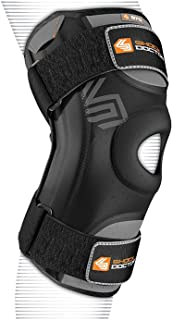 Shock Doctor Knee Stabilizer with Integrate Flexible Knee Stays 870 (Large)