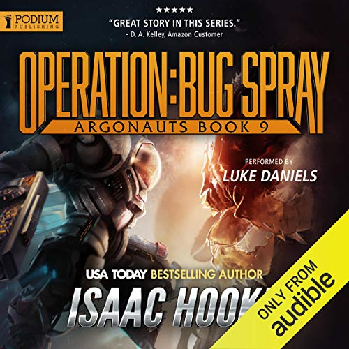 Operation: Bug Spray cover art