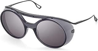 Dita Nacht-One Dark Grey Crystal Sunglasses DTS108-56-02