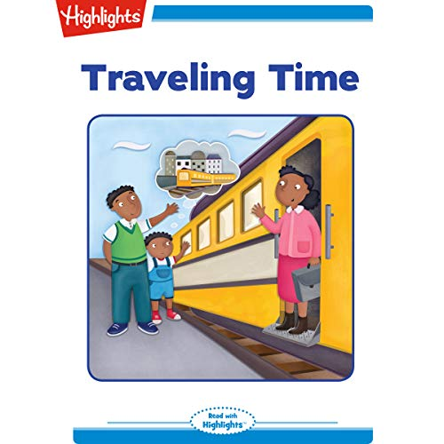 Traveling Time cover art