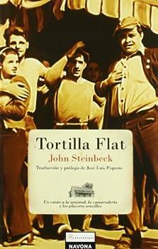 Tortilla Flat  Spanish Edition