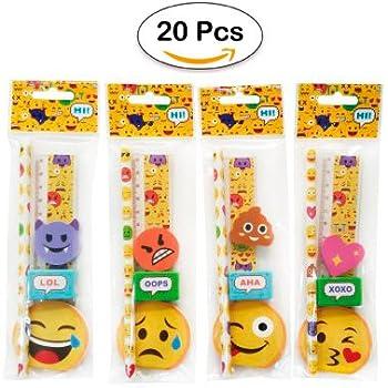 Lote de 24 Yo Yo Emoticonos con Luz - Yoyos para detalles niños ...