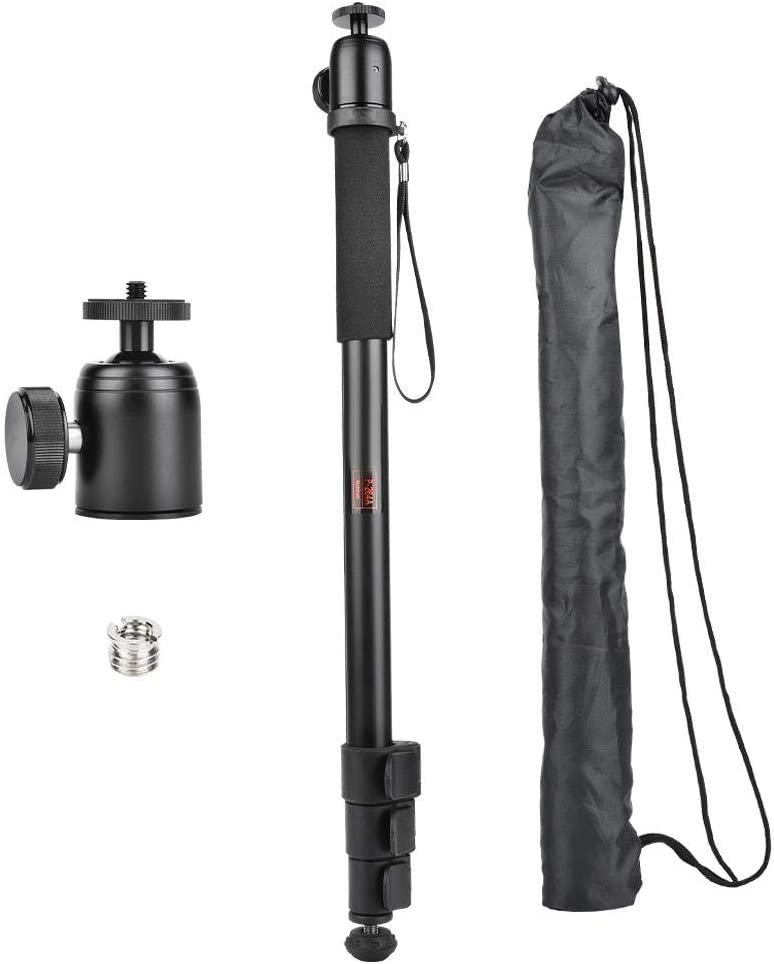 Jimdary New color Portable Standing Monopod Durable Alumi Our shop OFFers the best service Trekking Poles