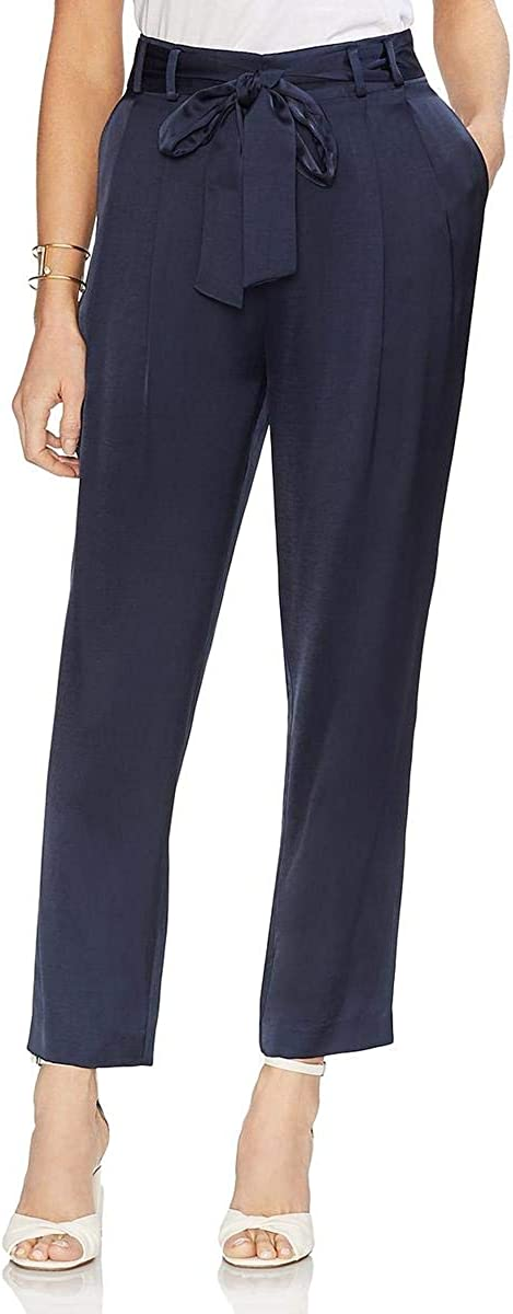 Vince Camuto Womens Navy Pants Size 14
