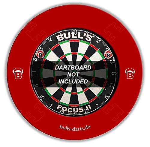 BULL'S/Dart Board Surround Quarterback Eva, Rot, 1