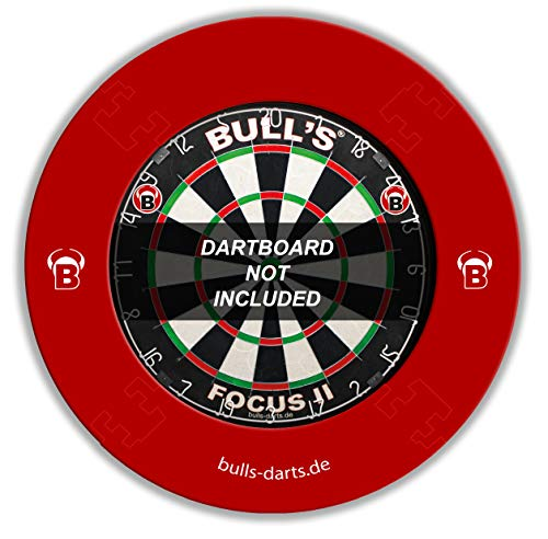 BULL\'S/Dart Board Surround Quarterback Eva, Rot, 1