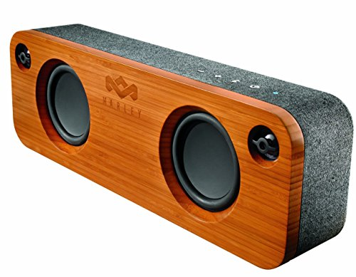 Marley GET Together Bluetooth Bamboo/Rewind PC-Lautsprecher
