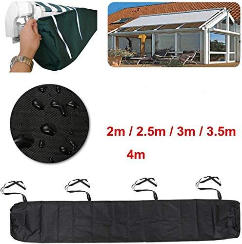 Baogu Schutzhülle für Markisen Abdeckung Wandmarkise Markise Markisenabdeckung Wasserdicht (5m)
