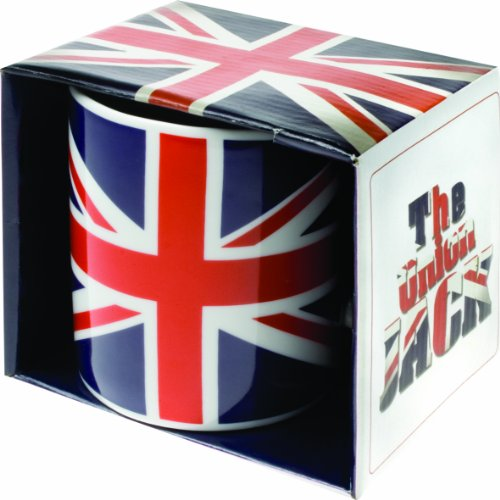 MugBug Kaffeebecher The Union Jack