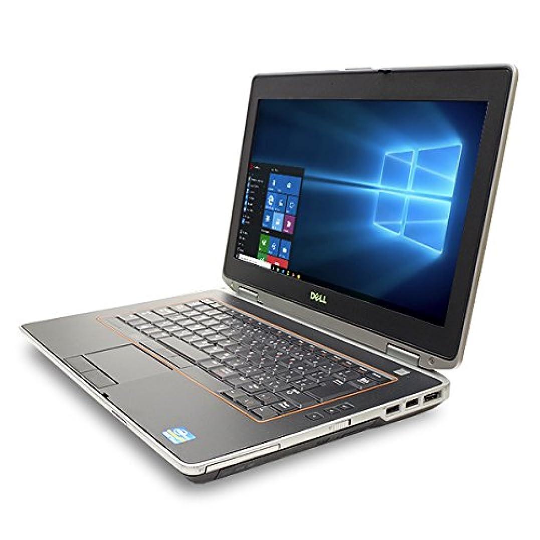 暗殺自治ワイヤーノートパソコン 中古 DELL Latitude E6420 Core i5 4GBメモリ 14インチ Windows10 MicrosoftOffice2013