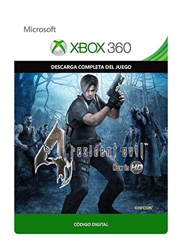 Resident Evil 4: Standard   Xbox 360 - Código de descarga