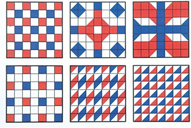 Unbekannt Würfelkasten zum Musterlegen - Raumvorstellung Geometrie Logisches Denken geometrische Formen Lernspiel Mathematik Schule Kinder Rechnen Lernen Lehrmittel Lernmittel B01LYBT3I9  | Erlesene Materialien