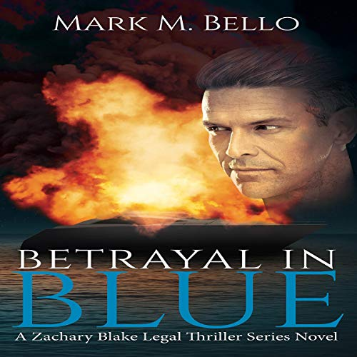 Betrayal in Blue Titelbild