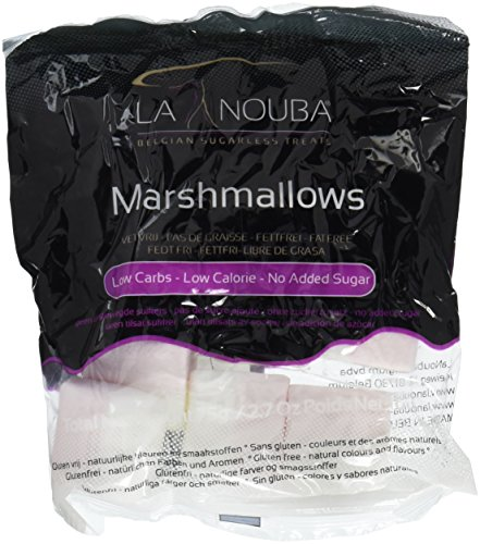 2 Pack Value: La Nouba, Sugar Free Marshmallow, Fat Free Gluten Free, 5.4 oz. by La Nouba