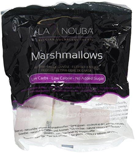 2 Pack Value: La Nouba, Sugar Free Marshmallow, Fat Free Gluten Free, 5.4 oz.