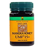 East Cape Te Araroa Premium Manuka Honey UMF Certified 15+-MGO 550+ (Large)